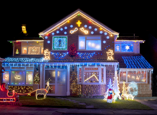 Keep Safe This Christmas: Electrical Safety in the Home